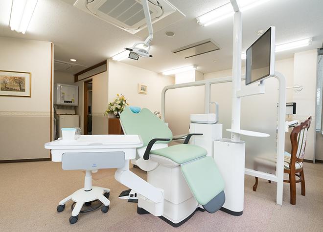 大町西公園駅 東1出口徒歩 1分 大手町歯科医院の写真3
