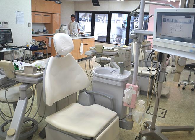 烏丸駅 16番出口徒歩 1分 中村歯科医院の院内写真2