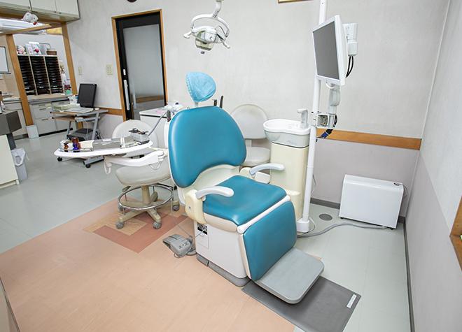 武生駅 出口車 7分 わきた歯科の治療台写真2