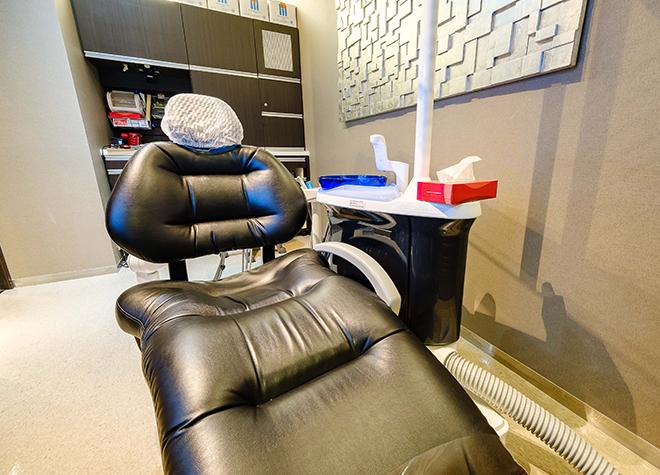 西鉄平尾駅 徒歩1分 ドリーム歯科クリニックの治療台写真4