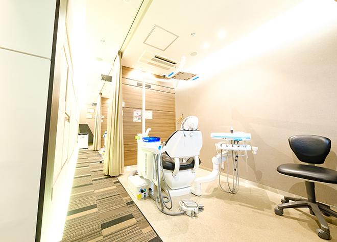 西鉄平尾駅 徒歩1分 ドリーム歯科クリニックの治療台写真5