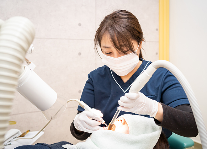 湘南台駅 西口徒歩 9分 三丁目歯科医院のスタッフ写真2