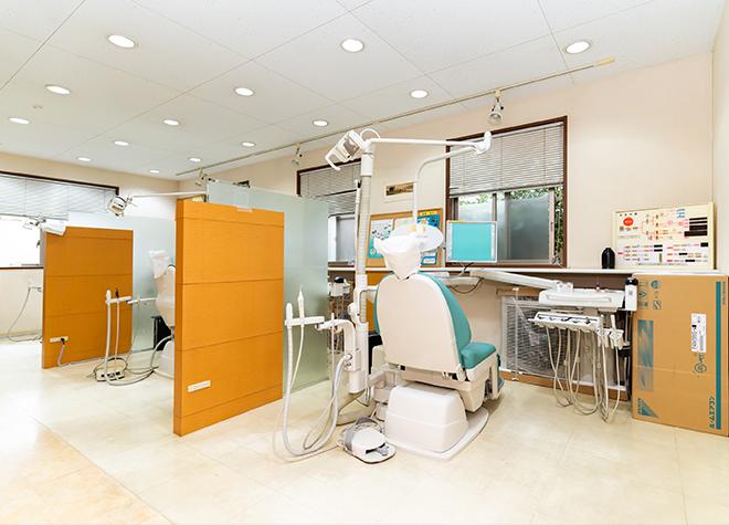 湘南台駅 西口徒歩 9分 三丁目歯科医院の治療台写真4