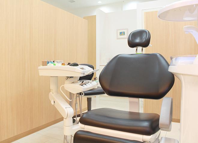 関内駅 北口徒歩 5分 カトレヤプラザ歯科の治療台写真3
