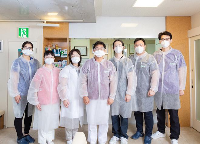 中野島駅 出口徒歩 1分 石井歯科医院の院内写真2