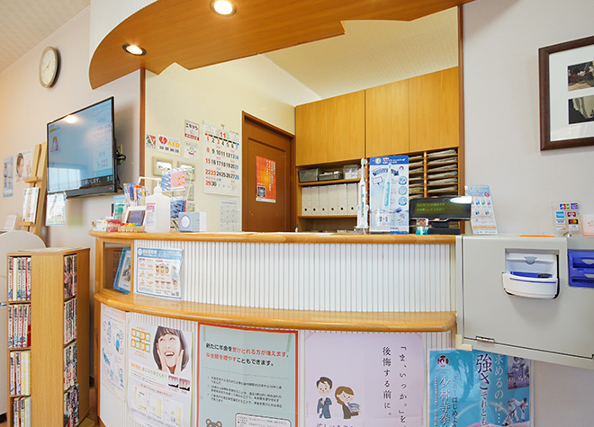 大和西大寺駅南口 徒歩8分 西大寺こじか歯科診療所のその他写真3