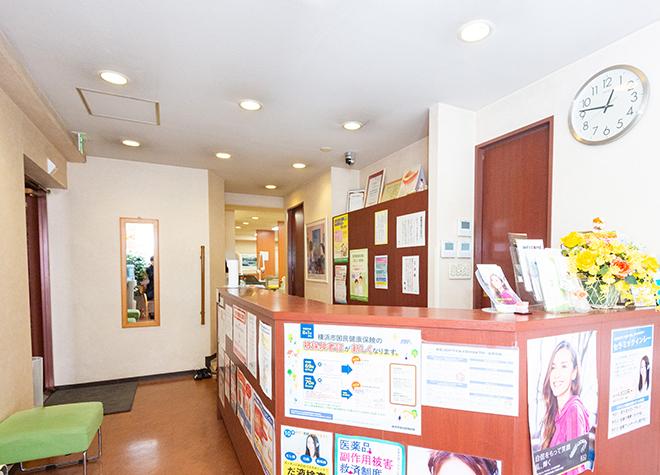 東神奈川駅 西口徒歩3分 栄治歯科クリニックの院内写真6