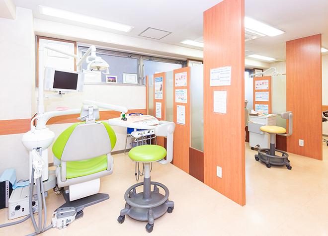 東神奈川駅 西口徒歩3分 栄治歯科クリニックの治療台写真5
