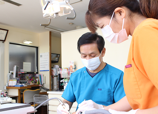 戸田歯科医院の画像