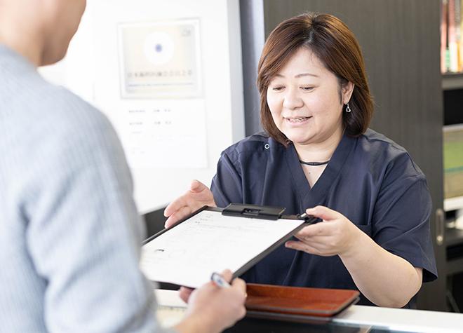 秋田駅 西口車6分 むさしデンタルオフィスのスタッフ写真3