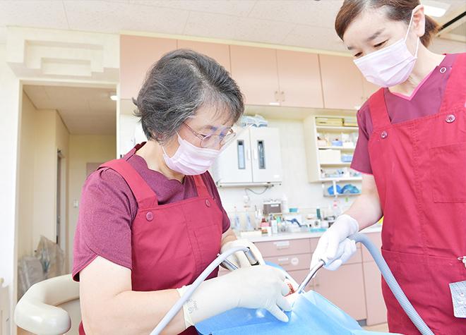 四日市駅 車14分 かわむら歯科医院のスタッフ写真3