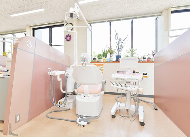 四日市駅 車14分 かわむら歯科医院の治療台写真4