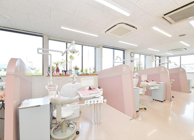 四日市駅 車14分 かわむら歯科医院の治療台写真5