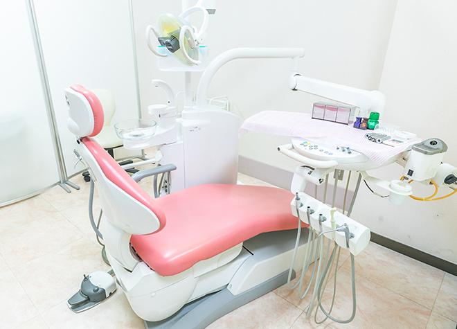 綱島駅 北口徒歩1分 篠崎歯科医院の治療台写真2