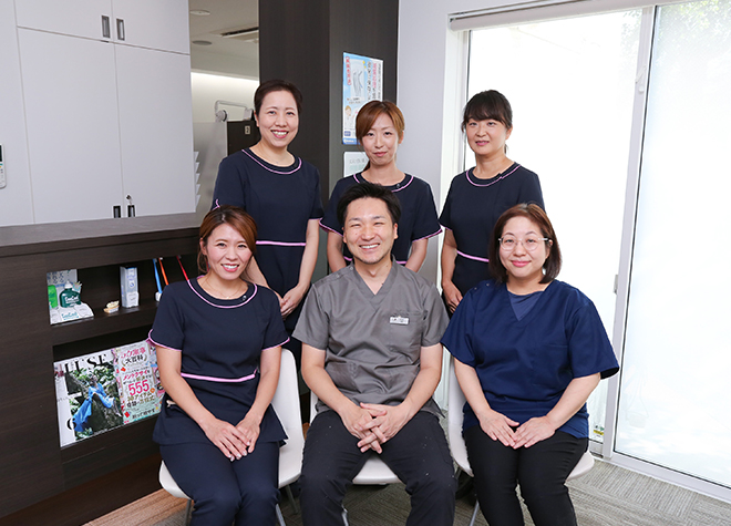 摂津富田駅 北口徒歩 7分 ホワイト歯科医院のスタッフ写真4