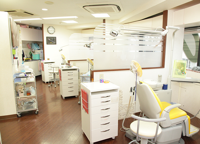 北浦和駅 東口徒歩 1分 はーとふる歯科クリニックのはーとふる歯科クリニック 診療室写真4