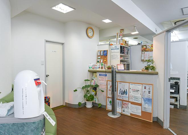 鶴瀬駅 西口徒歩 1分 鶴瀬西口歯科の院内写真5