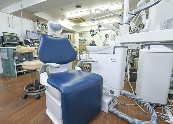 鶴瀬駅 西口徒歩 1分 鶴瀬西口歯科の治療台写真4