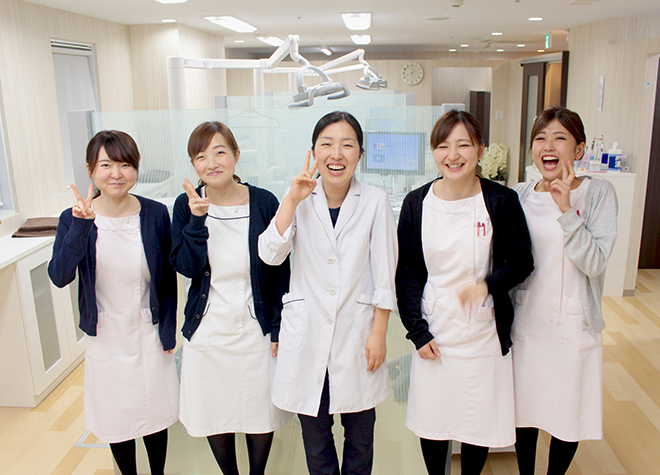 立川駅 北口徒歩5分 立川さくら歯科クリニック写真1