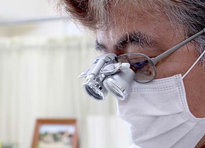 明大前駅 徒歩11~14分 貝塚歯科医院の貝塚歯科医院写真7