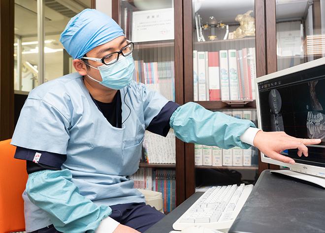 朝霞台駅 出口徒歩 1分 ヤナセ歯科医院のスタッフ写真3