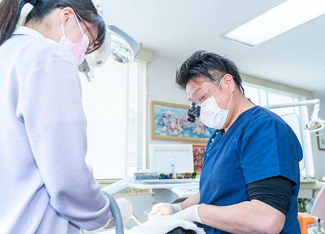 坂戸駅 徒歩 10分 共立歯科医院のスタッフ写真2