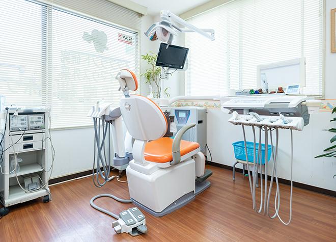 坂戸駅 徒歩 10分 共立歯科医院の治療台写真3