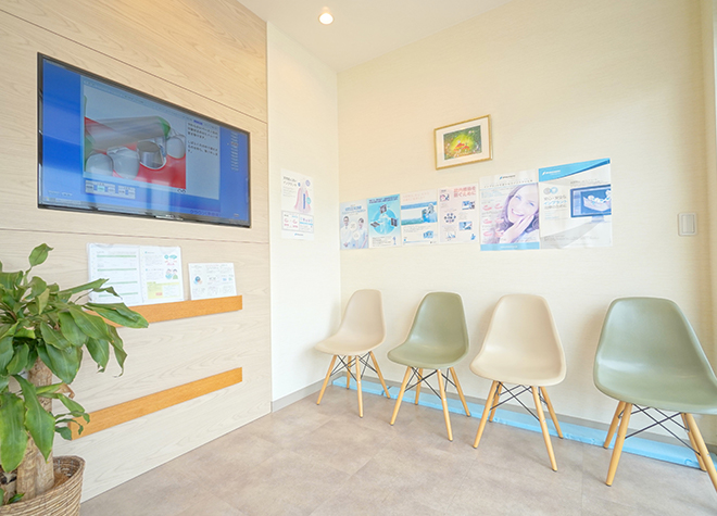 草加駅 東口徒歩 6分 ラウレア歯科クリニックの院内写真6