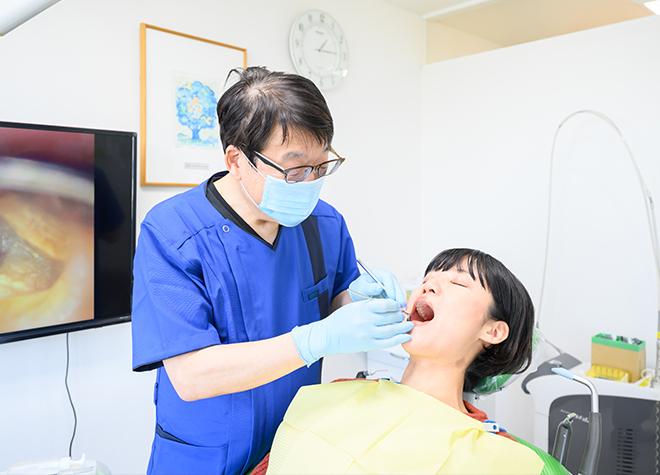 大通駅 1番出口徒歩 1分 谷脇歯科クリニックのスタッフ写真3