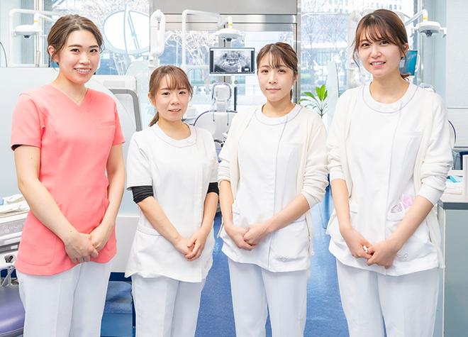 西新宿駅 E7徒歩 1分 川口歯科診療所のスタッフ写真2