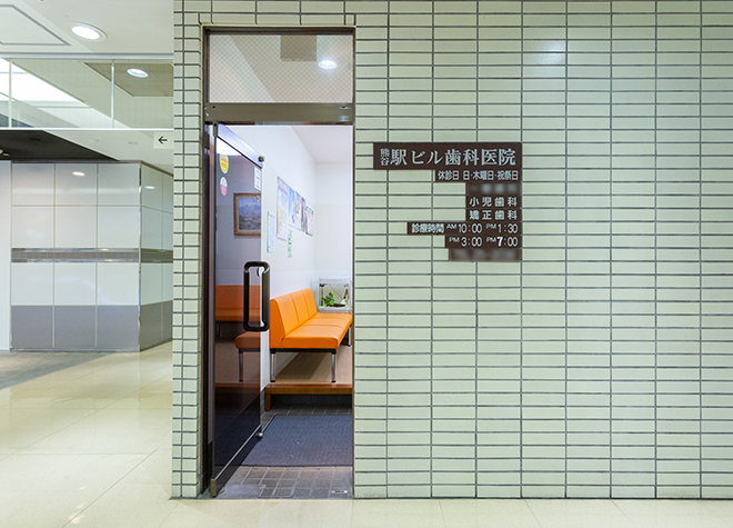 熊谷駅 正面口徒歩1分 熊谷駅ビル歯科医院の外観写真7