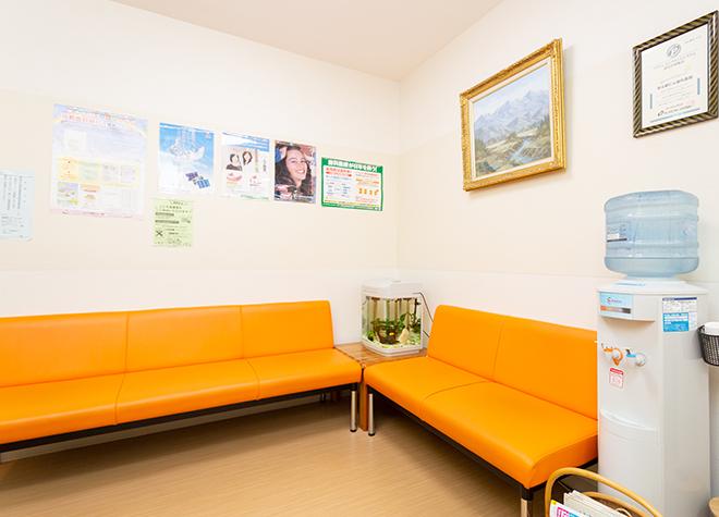 熊谷駅 正面口徒歩1分 熊谷駅ビル歯科医院の院内写真2