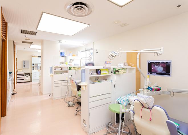 熊谷駅正面口 徒歩1分 熊谷駅ビル歯科医院の院内写真4