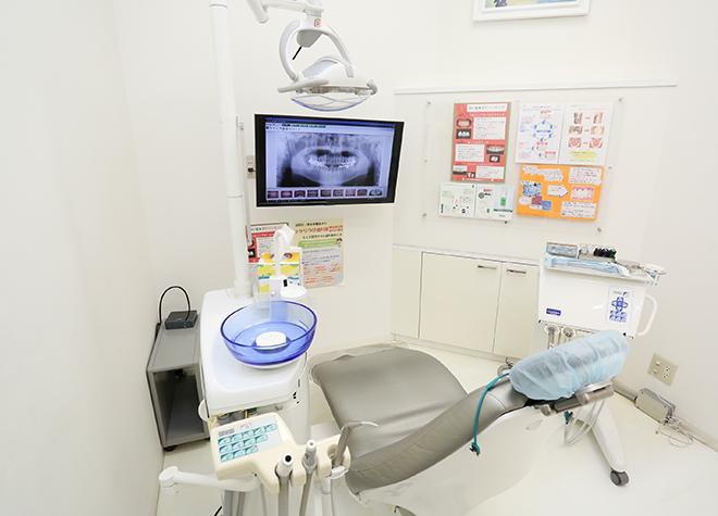 福島駅(大阪府) 出口徒歩 7分 しげまつ歯科福島駅北クリニックの治療台写真2