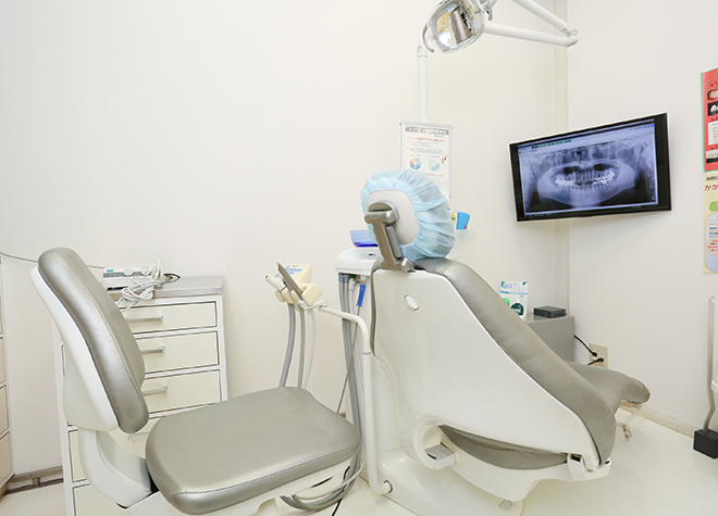 福島駅(大阪府) 出口徒歩 7分 しげまつ歯科福島駅北クリニックの治療台写真3