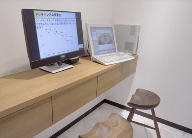 福島駅(大阪府) 出口徒歩 7分 しげまつ歯科福島駅北クリニックの院内写真7