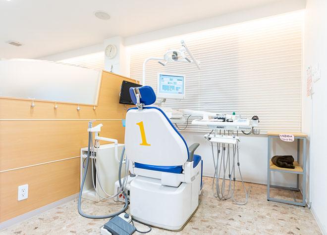 東松山駅 東口徒歩 4分 オリオン歯科の治療台写真2