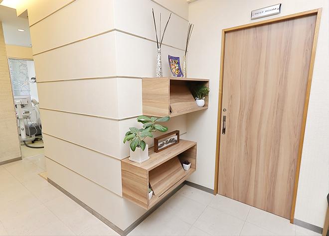 鷺沼駅 出口徒歩 2分 かねやす歯科医院の院内写真7