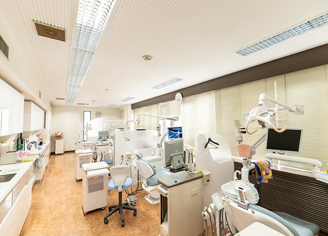 狐ヶ崎駅 出口徒歩 5分 杉山歯科医院の治療台写真4