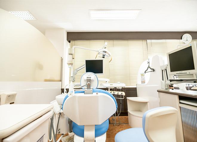 狐ヶ崎駅 出口徒歩 5分 杉山歯科医院の治療台写真6