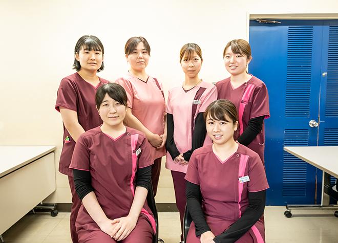 狐ヶ崎駅 出口徒歩 5分 杉山歯科医院のスタッフ写真2