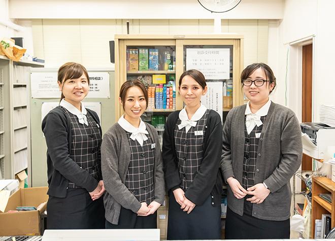狐ヶ崎駅 出口徒歩 5分 杉山歯科医院のスタッフ写真3