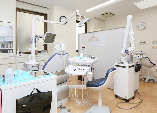 【本厚木駅 北口徒歩4分】 本厚木歯科クリニックの治療台写真2