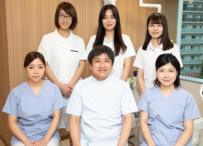 中野坂上駅 2番出口徒歩 1分 かとう歯科医院写真1