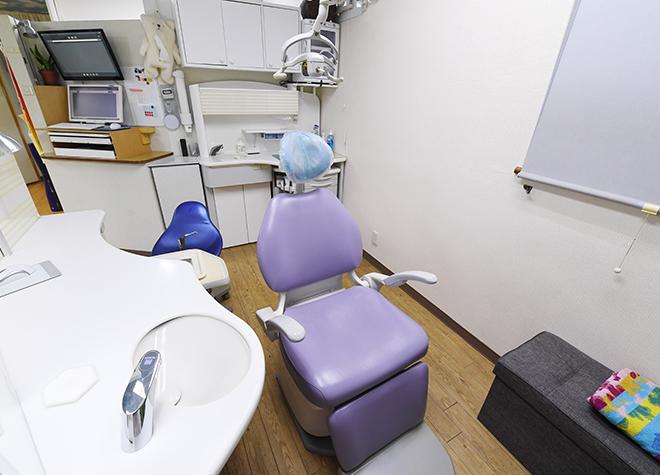 姫路駅 バス10分 近藤歯科医院の治療台写真5