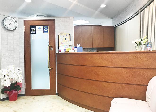 久地駅 出口徒歩 3分 大久保歯科医院 医療法人 慈愛会の受付の様子写真7