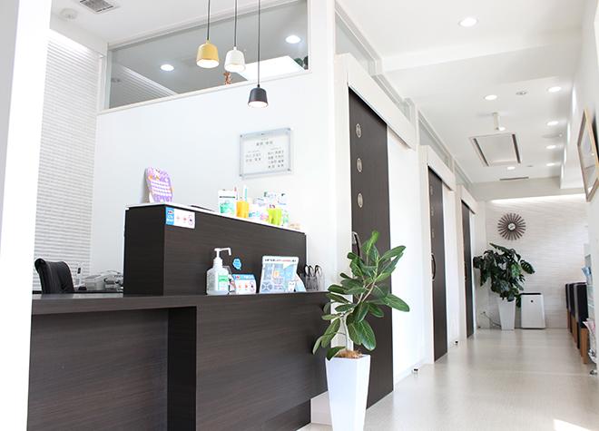 宮田町駅出口 徒歩2分 【松山市】くりの木歯科医院写真3