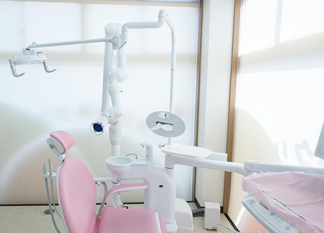 一分駅 出口車 6分 さつき台歯科クリニックの治療台写真2