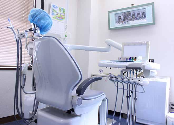 花小金井駅 北口徒歩 6分 神津歯科医院の診療室の風景写真6