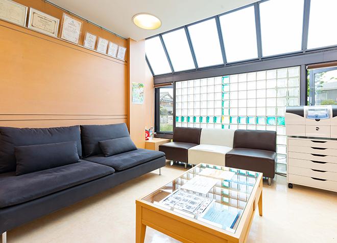 石山駅 出口 車13分 芝田歯科クリニックの院内写真4